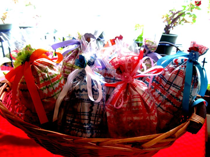 Condiment Gift Basket
